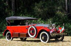 1925 Torpedo Sports Tourer by Barker (chassis 23RC)