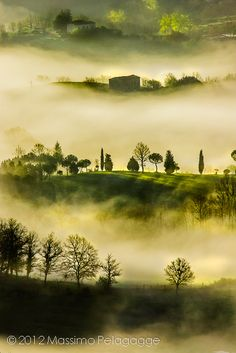 Brume | Flickr - Tuscany