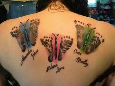 butterfly+baby+footprints+on+back+-+girly+tattoo+image.jpg (600×450)