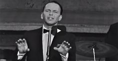 """In this stage performance, Frank Sinatra sings """"I Have Dreamed"""" from the musical The King and I"""