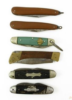 Knife vintage stampings bowie