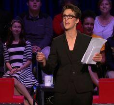 Rachel Maddow Dazzles And Puts The Republican Debates To Shame At SC Democratic Forum