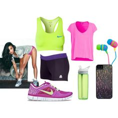 outfit, Womens Nikes Fashion, rose nike free run 3 are very cheap at com, site full of nike frees for over 53 off Nike Free Outfit, Nike Outfits, Sport Outfits, Athletic Outfits, Chic Summer Outfits, Chic Outfits, Outfit Summer, Nike Free 3.0, Nike Fashion