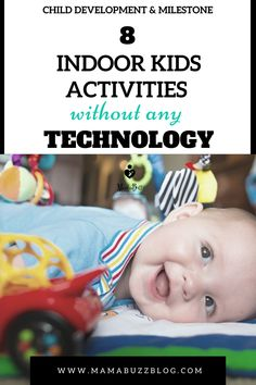 I love these indoor activities for kids to do when they're stuck inside! These are physically active indoor activities for kids that will tire them out and burn up energy on days they are stuck in the house. Kids need to be active! And these indoor activity ideas for kids that need to be busy and moving around are exactly what you need to help them get the wiggles out and stop driving you crazy when you're all stuck indoors! #indooractivities #kidactivities #activityideas #parenting #kids Development Milestones, Baby Milestones, Child Development, Indoor Activities For Kids, Sensory Activities, Outdoor Activities, Baby Checklist, Fun Worksheets, Baby Swimming