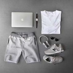 Modern must haves // city life // modern gadgets // mens accessories // mens fashion // urban men // city boys // watches // mens short // sun glasses //
