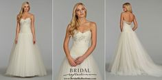 Jim Hjelm Couture Wedding Dress and Bridal Gown Collection   Bridal Reflections