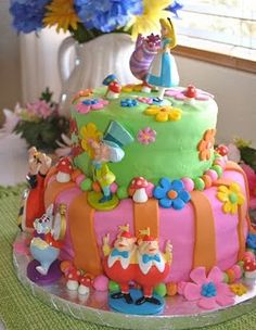 I'm 60 years old, and I don't care, I WANT THIS CAKE!  How neat is this?