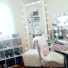 dream glam room