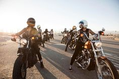 Women are now riding; not the white horse but your motorcycle | CLOSET LIBERATION