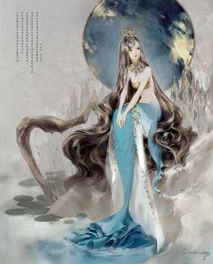 Fantasy art mermaid deviantart 44 ideas for 2019 Anime Mermaid, Mermaid Art, Mermaid Paintings, Tattoo Mermaid, Vintage Mermaid, Fantasy Mermaids, Mermaids And Mermen, Fantasy Romance Novels, Susanoo