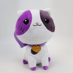 Aphmau Cat Plush - Front  //I want it SOOOO bad!