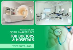 Curehub, the one new status symbol. Let Your Fingers Do the Walking Through the Curehub, log on to www.curehub.in