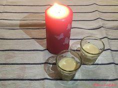 Pudinkový likér - eKucharka.cz Pillar Candles, Glass Of Milk, Drinks, Food, Drinking, Beverages, Essen, Drink, Meals