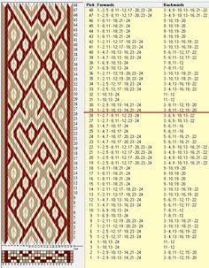 """""""familia"""" 28 tarjetas, 3 colores, repite cada 28 movimientos // sed_591 diseñado en GTT༺❁"""