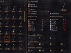 Zuschlagen wie ein Samurai. Holt euch das Uchigatana in Dark Souls 3 schon früh.