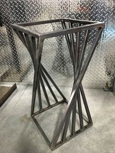 Wrought Iron Special Design Zigon / Wrought Iron Special Design Zigon- Ferforje Özel Tasarım Zigon / Wrought İron Special Design Zigon WhatsApp Support: 0536 920 4926 – 0532 643 3682 E-Mail: - Welded Furniture, Industrial Design Furniture, Iron Furniture, Steel Furniture, Furniture Design, Metal Art Projects, Welding Projects, Furniture Projects, Wood Steel