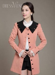 0fdb80a5dad66 Smart New Arrival Slim Long SleeveKorean Trench Coat Plus Size Trench Coat