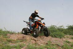 Adventure Wheels | ATVs, Quadbikes, Offroad Vehicles in India, ATV Trailers, Dirt Bikes.. http://www.adventurewheels.co.in/