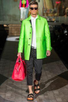 DSquared2 - Men Fashion Spring Summer 2015 - Shows - Vogue.it