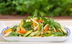Vietnamese Chicken Salad~