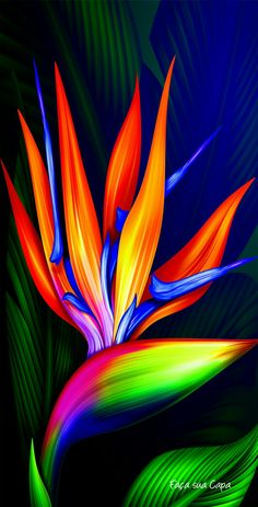 Epic Graffiti Flower of Paradise Acrylic Wall Art, 24 x 24 – CozyStreet 408068416237225913 Graffiti Flowers, Green Wall Art, Acrylic Wall Art, Hanging Wall Art, Hanging Tapestry, Wall Hangings, Exotic Flowers, Flower Wallpaper, Fabric Painting