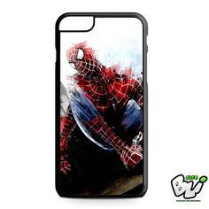 Spiderman Art Painting iPhone 6 Plus Case | iPhone 6S Plus Case