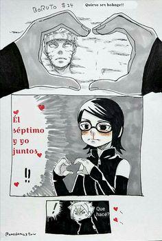 Comic Naruto, Naruto Vs Sasuke, Naruto Cute, Naruto Girls, Hinata, Anime Backgrounds Wallpapers, Anime Wallpaper Live, Naruto Uzumaki Shippuden, Sarada Uchiha