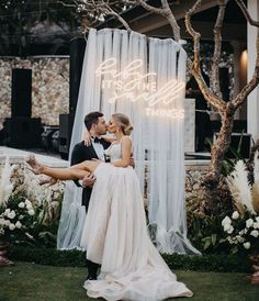 10 SIMPLE AND BEAUTIFUL WEDDING BACKDROPS YOU CAN MAKE YOURSELF