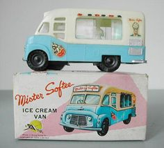 Mister Softee Ice Cream Trucks, seen all over NYC. The NJ based company has trucks in 15 states and now China! Hope the relentless signature jingle won't annoy the Chinese.