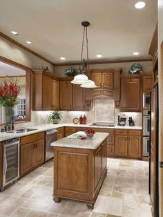 100+ Inspiring Traditional Kitchen Designs