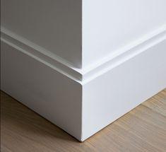 Baseboard Styles, Baseboard Trim, Baseboards, Interior Door Styles, Interior Design, Office Hub, Door Design, House Design, Cornice