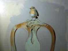 """Silja Selonen; Oil 2013 Painting """"siirto 7"""