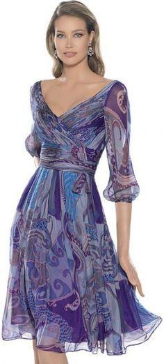 kadınca,moda,dekorasyon: Şifon elbise modelleri