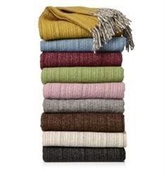 Klippan Bjork Wool Throw
