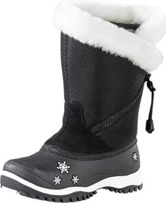Keep their toes toasty warm all season long in the Baffin Switzerland insulated snow boots, which are rated down to for protection in any winter wonderland your family explores. Kids Winter Boots, Kids Boots, Waterproof Winter Boots, Snow Pants, 4 Kids, Cold Weather, Black Boots, Calves, To My Daughter