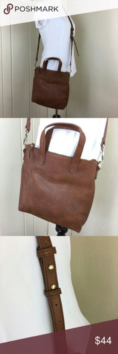 """Vegan leather crossbody bag Brand new boutique item. Color in photo 2 is most accurate. 11x11. Interior pockets. Crossbody straps are not removeable. 7"""" strap adjustment range. Antique gold hardware. Bags Crossbody Bags"""