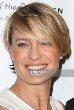 Actress Robin Wright arrives at the United Friends of the Children Brass Ring awards dinner at The Beverly Hilton Hotel on June 3, 2014 in Beverly Hills, California.