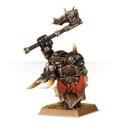 Black Orc Big Boss