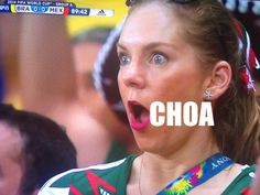 The best memes and photos of the 2014 World Cup: Mexico goalkeeper Guillermo Ochoa's performance versus Brazil leaves fans in awe. #meme #worldcup #2014 #mun2 #brazil #choa #guillermoochoa