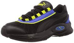 Cooler Nucleus Sneaker Unisex Schuh für Erwachsene (Schwarz Puma Black Dazzling Blue Limepunch 07).   Schöner Freizeitschuh für Männer, Frauen, Damen & Herren dir gerne bequeme und leichte Schuhe tragen. Egal ob für den Alltag oder die Arbeit, die Sneakers kann man überall tragen.   #Sneaker #Sneakers #Unisex #Schuh #Schuhe #Freizeitschuh #Halbschuh #Turnschuh #Freizeitschuhe #Turnschuhe #Halbschuhe #Sommerschuhe #Sommerschuh Unisex, Puma, Sketchers, Sneakers, Shoes, Fashion, Man Women, Ladies Dress Shoes, Loafers