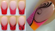 12 Easy Step By Step Nail Arts