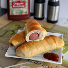 Sausage Rolls Pigs in Blankets
