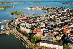 Kruunuhaka, Helsinki (2014) Visit Helsinki, Singapore City, What A Wonderful World, Beautiful Buildings, Capital City, Homeland, Time Travel, Wonders Of The World, Norway