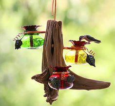 Hummingbird Feeders Product | ... Bird Accessories > Hummingbird Feeders > Drifter Hummingbird Feeder
