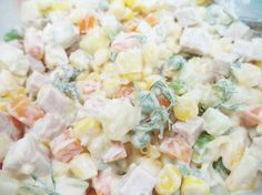 Russian salad - another take on a classic