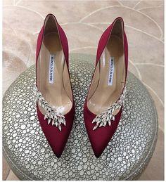 Fashion Glamour Style Luxury : Photo #jimmychooheelsmanoloblahnik