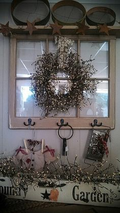 Another great window shelf available at Ann Maries