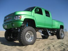 Lifted Chevy » Lifted Chevy Trucks » 2006 Chevy Kodiak 4500 4×4