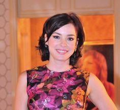 Os cabelos curtos mais falados da Globo | Carolina Romanini - Beleza de Blog