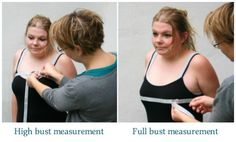 An easy Full Bust Adjustment (FBA) for no-dart fronts..